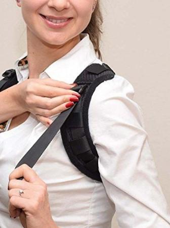 fitting the smart back brace