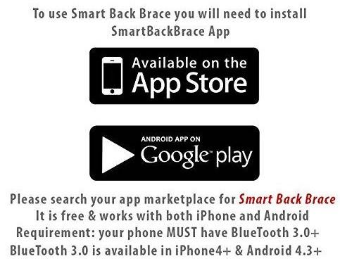 smart back brace app