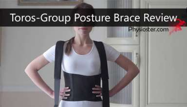 Toros-Group Posture Brace Review