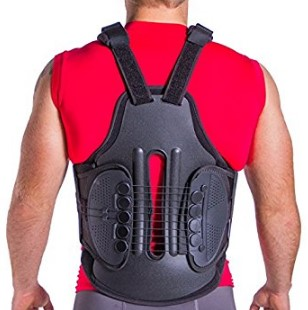 cybercross thoracic spine brace