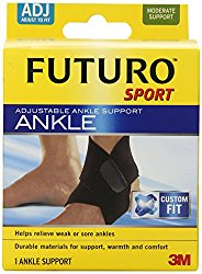 Futuro Sports Adjustable Ankle Brace