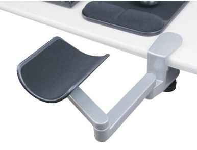 elink pro's arm rest with support
